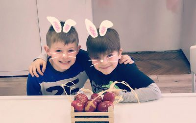 Our Easter fun