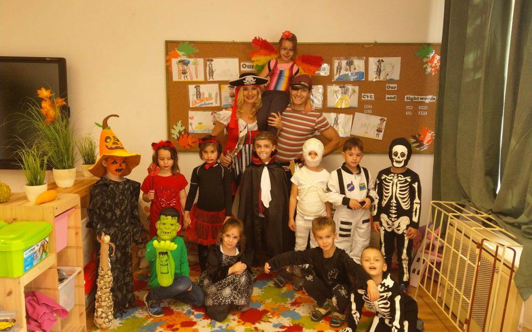 Halloween-i ünnepségünk